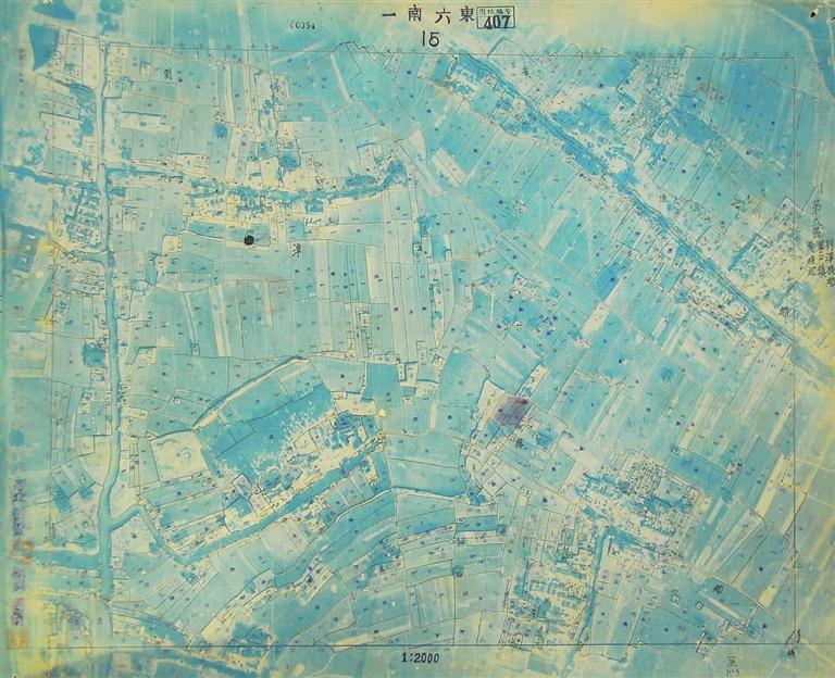 金匮县舆地全图》